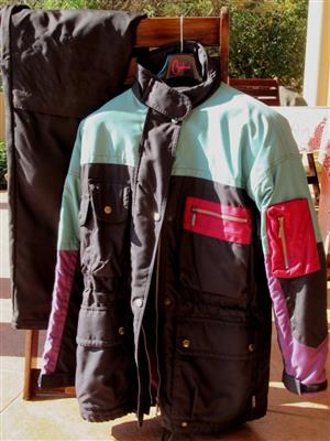 BMW Motorcycle Gore-Tex suits for him and her