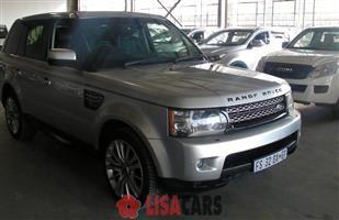 2011 Land Rover Range Rover Sport SDV6 HSE Luxury