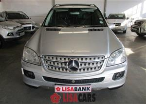 2005 Mercedes Benz ML 500 AMG Sports