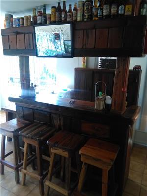 Bar - complete Sleeper bar set