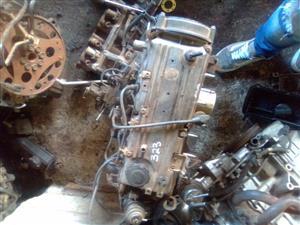 Mazda 323 engine available
