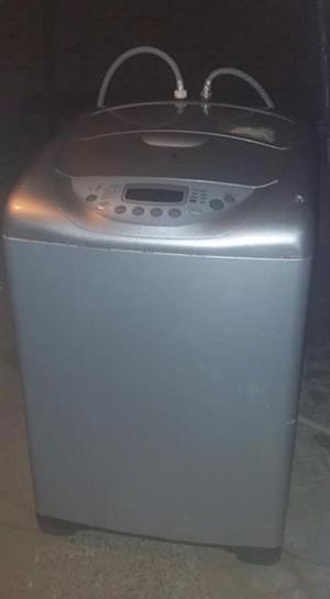 Defy 13kg Silver Toploader
