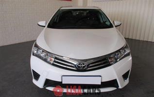 2015 Toyota Corolla 1.6 Sprinter