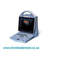 DCU12 Color Doppler Ultrasound with 3 probes R84 999