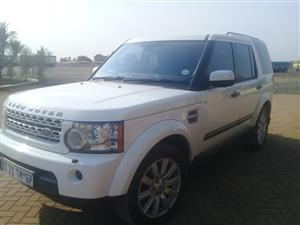 2012 Land Rover Discovery 4 3.0TDV6 HSE