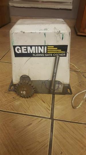 Selling gate motor