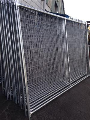 Brand New Temporary Fence (Ready Fence)
