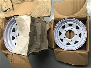 Land Rover 15 inch 5x165