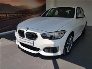 2019 BMW 1 Series M140i 5 door sports auto