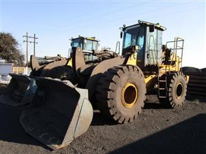 Bell L2106D Front End Loader - ON AUCTION