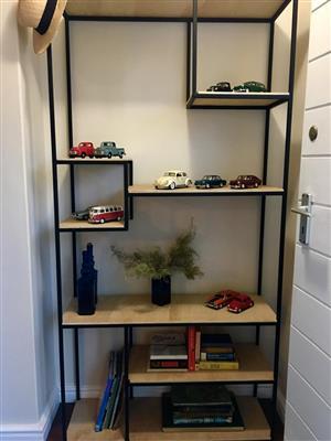 Custom Display Shelf