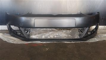 Polo 6 front bumper
