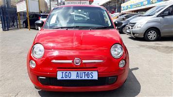 2016 Fiat 500 1.2 Pop