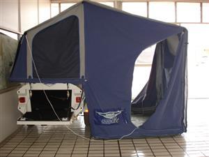 2013 Jurgens trailer CAMP LITE