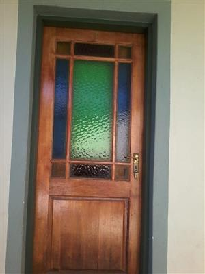 Bachelor to let in Moot, Pretoria - With Prepaid Electricity