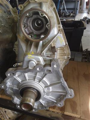 Jeep Cherokee Transfer Case