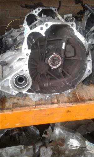 NISSAN ALMERA MANUAL GEARBOXES FOR SALE