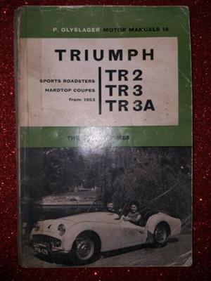 Triumph TR 2, TR 3, TR 3A - P Olyslager.
