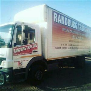 R.T.H Logistics, Crane Hire & Storage.