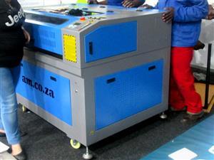 R1595/m LC-9060/130 CNC Laser Machine Rental: TruCUT Standard Range 900x600mm Cabinet Type