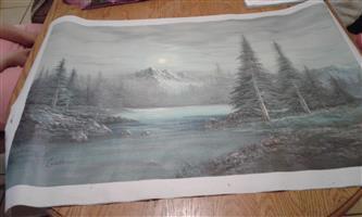 Gorman Oil painting