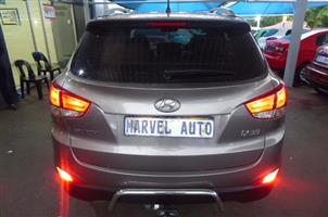 2012 Hyundai ix35 2.0 Executive