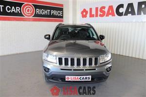2013 Jeep Compass 2.0L Limited auto CVT
