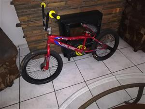 Stunt BMX real deal free style