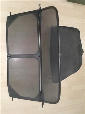 BMW 1 SERIES - WIND DEFLECTOR
