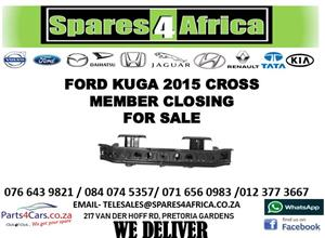 FORD KUGA 2015 CROSS MEMBER CLOSING