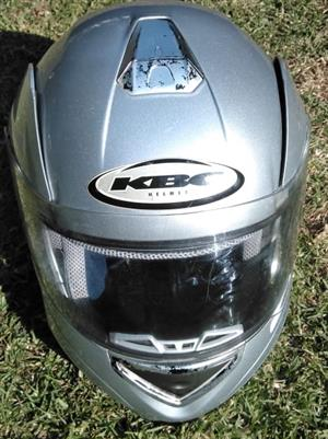 KBC Motorcycle Helmet (full face)