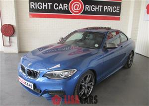 2014 BMW M2 coupe