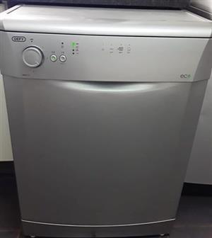 Defy eco silver dishwasher.