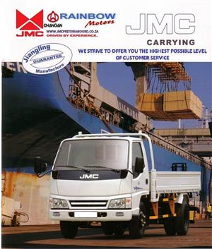 JMC2.8 td single cab lwb dropside std