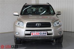 2009 Toyota Rav4 RAV4 2.0 VX auto