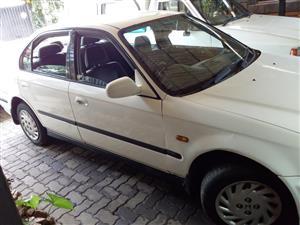 1998 Honda Ballade 1.5 Comfort