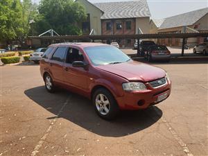 2005 Ford Territory 4.0 Ghia