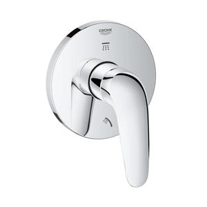Tabs : SHOWER (MIXER NO DIVERTER)