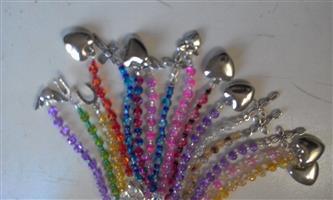 Glitzy GIRLZ Keychain accessories