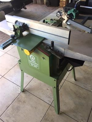 Combination Jointer Planer Thicknesser