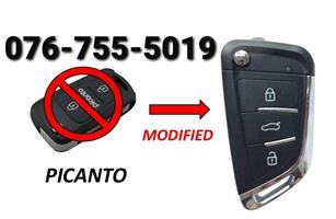 Kia Picanto Key Spare