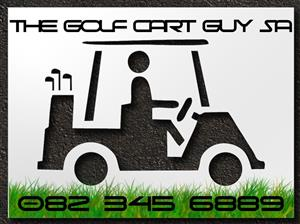GOLF CARTS - BUY AND SELL