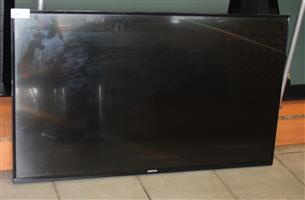49 inch Sinotec LED tv with remote S031513A #Rosettenvillepawnshop