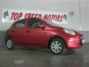 2012 Nissan Micra 1.2 Visia+