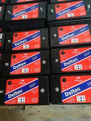 Deltec Deep Cycle Battery For Sale