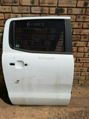 Ford Ranger T6 Double Cab Right Rear Door  Contact for Price