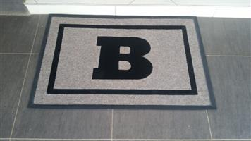 Branded Welcome Door Mats
