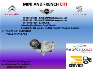 Citroen c4 tensioner pulley for sale