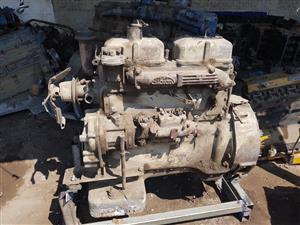 Albion Vintage Classic Engine