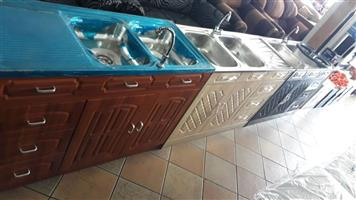 Various kitchen sink cabinets for sale